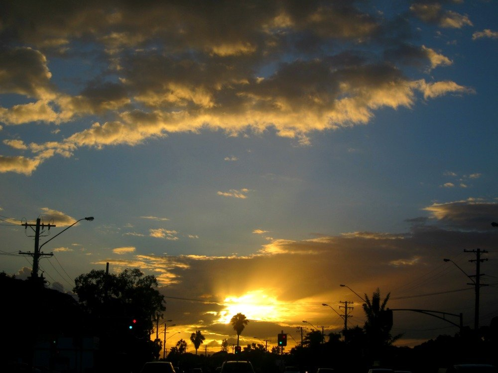 Townsville Drive Home 6.13