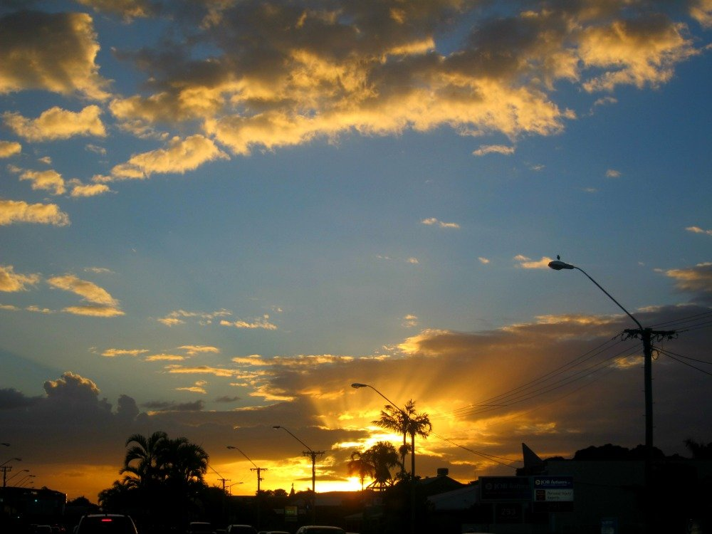 Townsville Drive Home 6.15