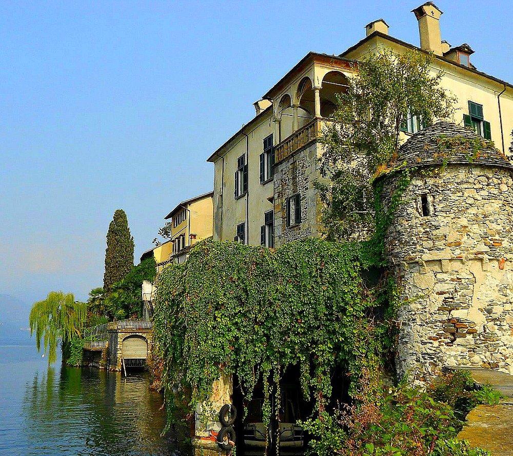 Lago Orta, Italy
