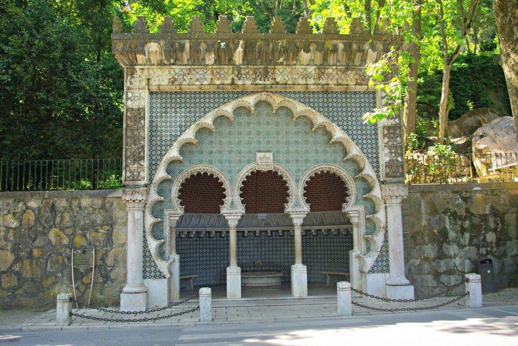 Sintra Moorish Fountain