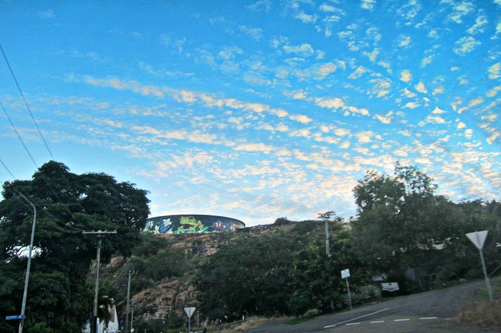 Clouds in Townsville