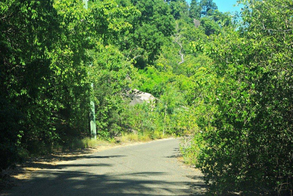 Old Arcadia Jetty Road