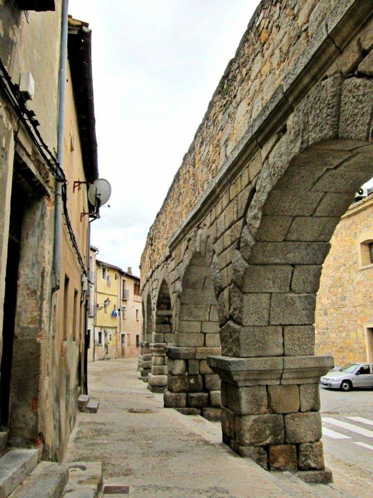 Segovia Nearing the End