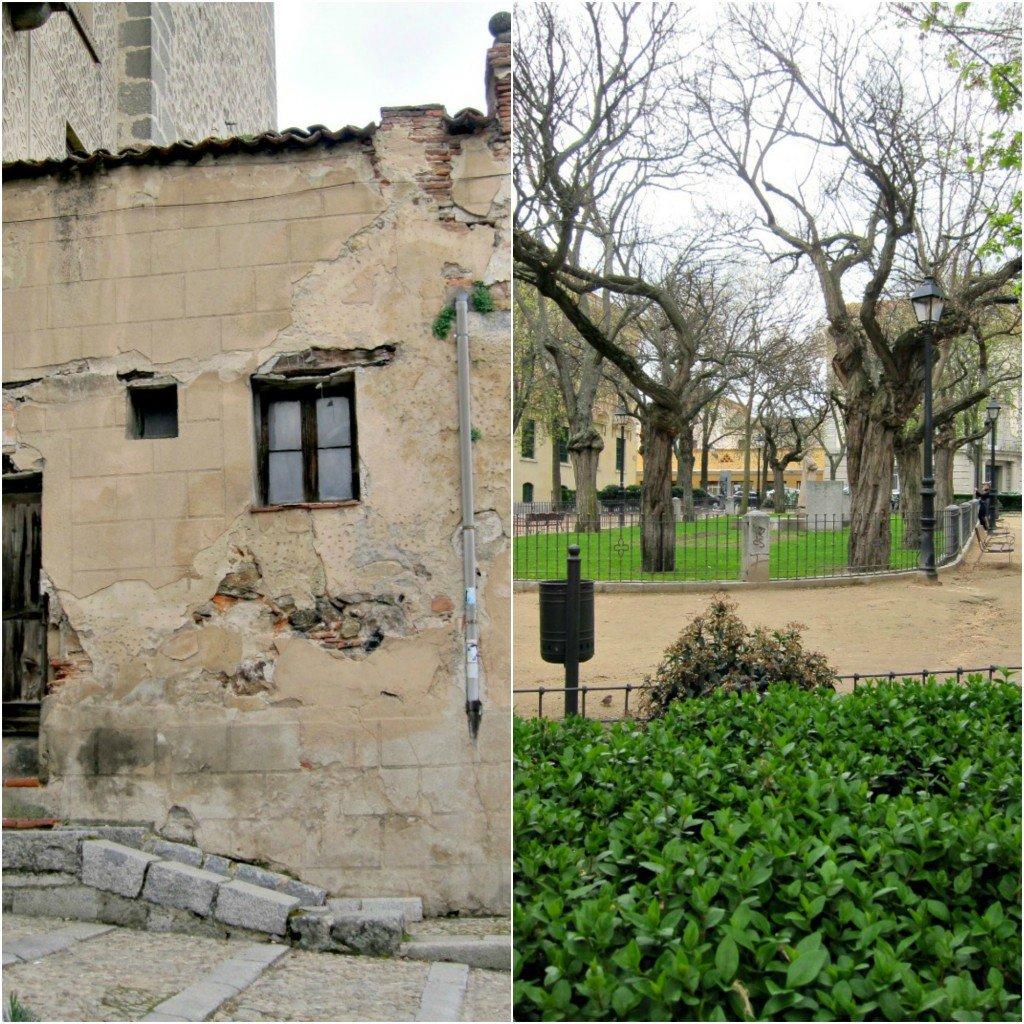 Segovia Back Streets