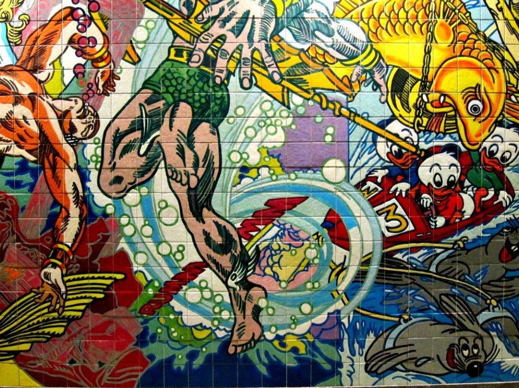 Oriente Panel 3