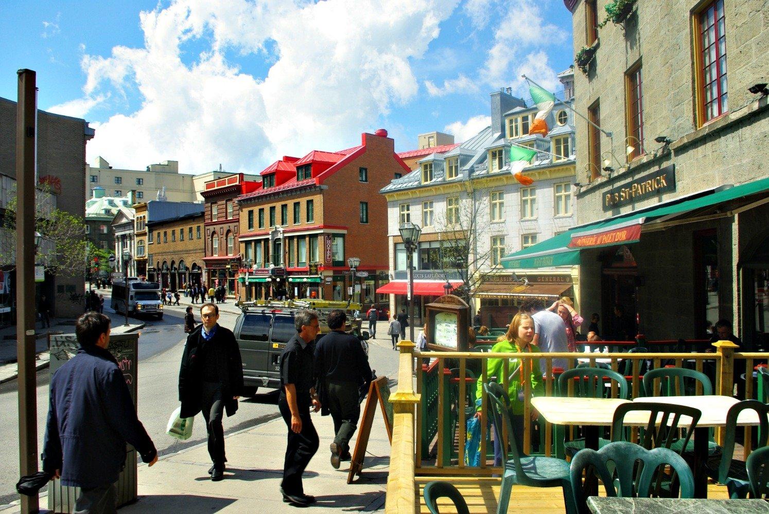 Quebec City Style