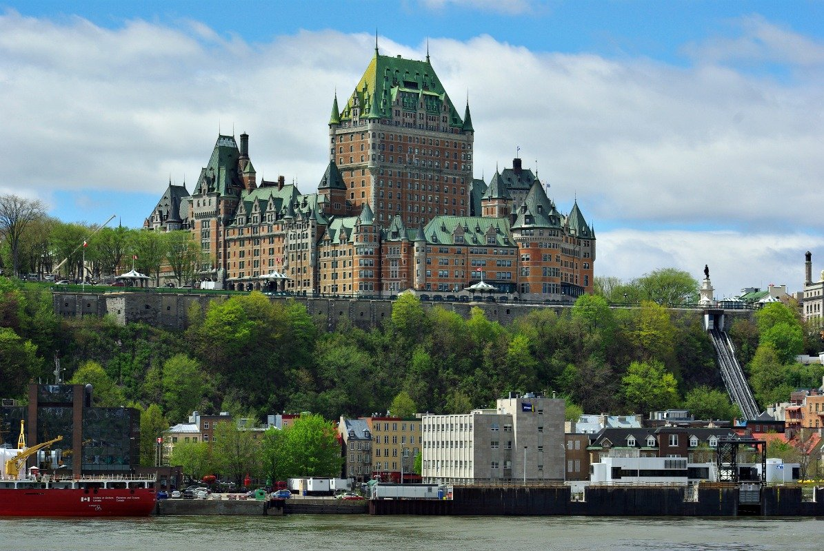Quebec City Hotel Frontenac