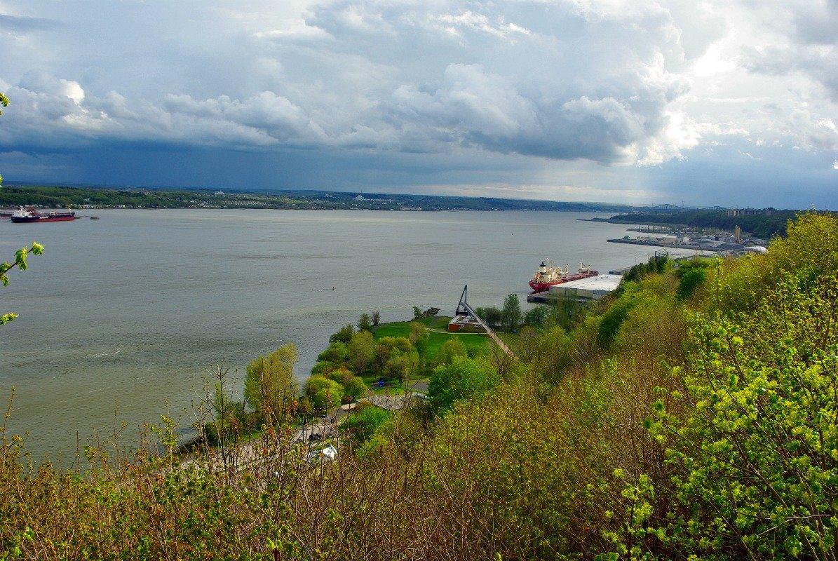 The St. Lawrence River 2