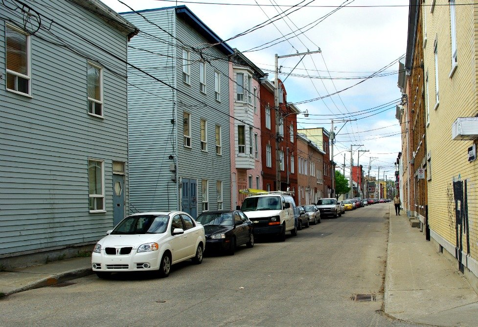 Quebec City St. Roch