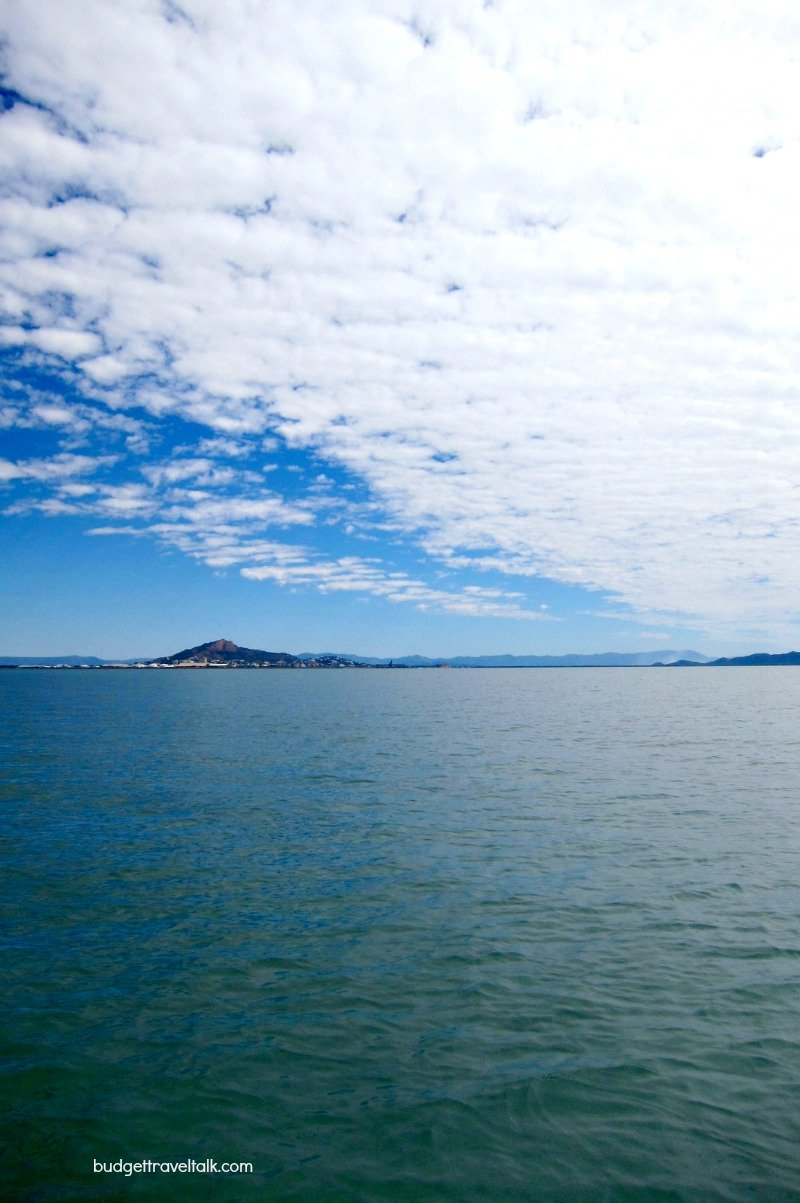Townsville and Castle Hill