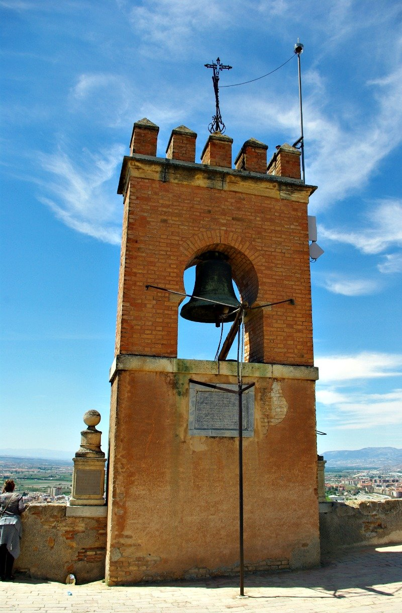 Alcazaba Bell Tower