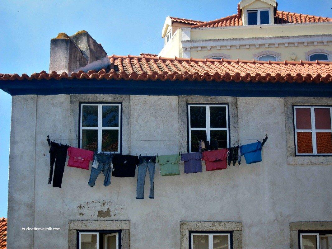 Lisbon Washing