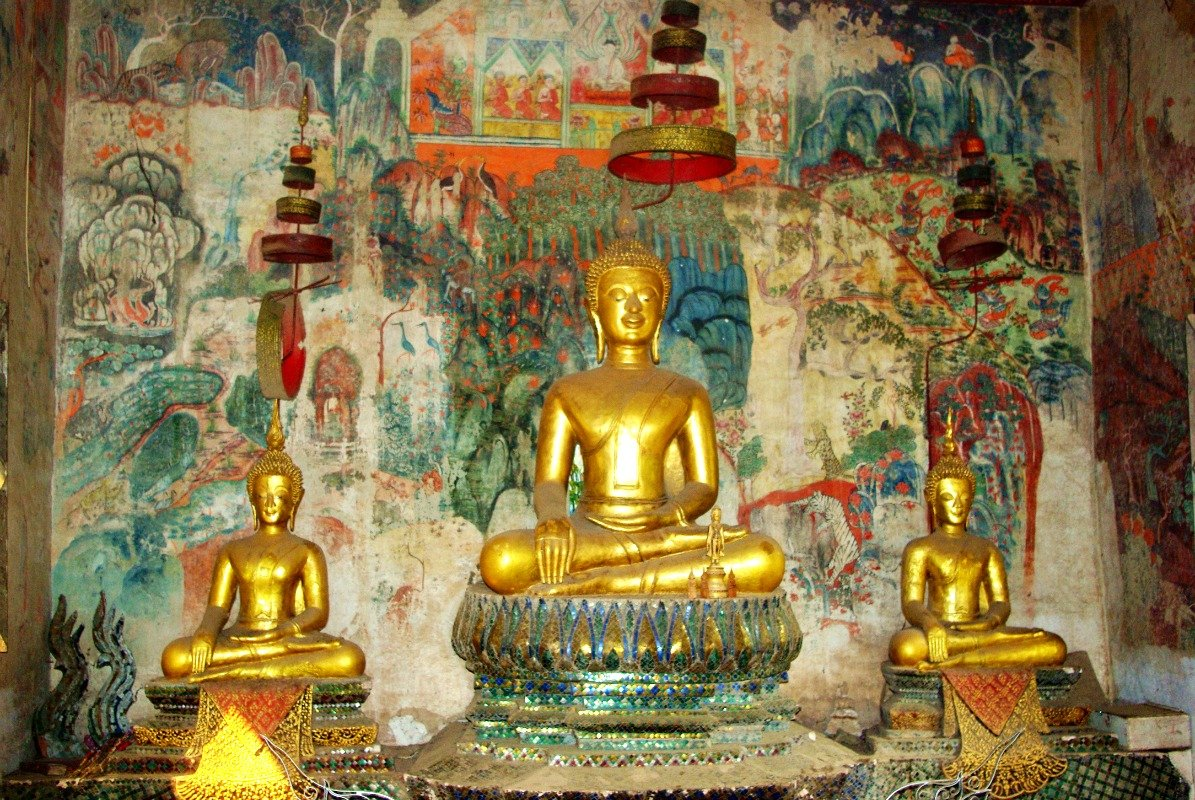 Luang Prabang Temple Free Entry