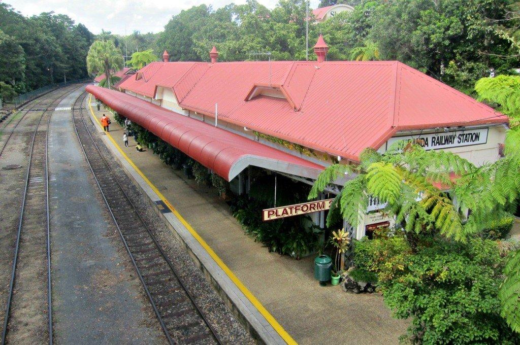 Kuranda Train Station