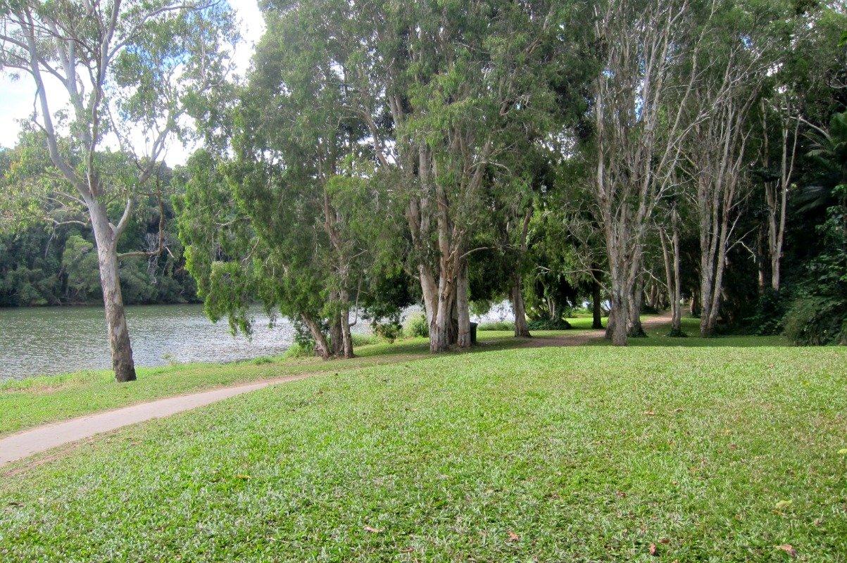 Barron River Kuranda