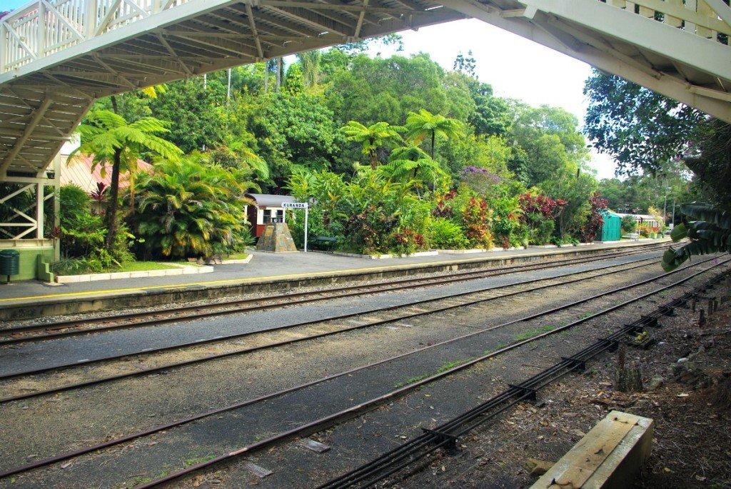 Kuranda Rail Overpass