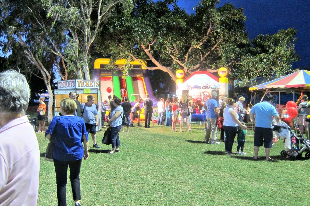 Night Markets for Kids
