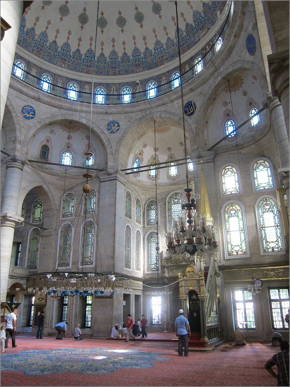 Eyüp Sultan Mosque Istanbul Turkey