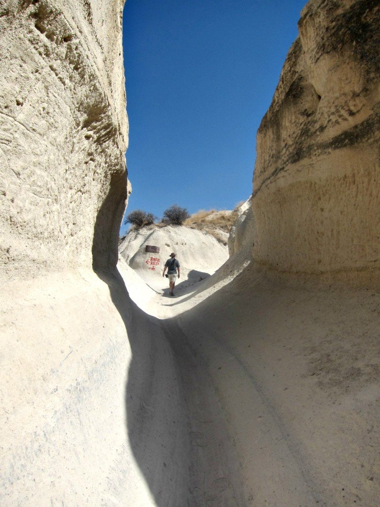 Rose Valley Cappadocia Track