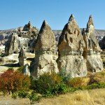 Exploring the Rose Valley in Goreme Turkey or a Lost Laptop,Turkish phone Regulations and Helpful Locals