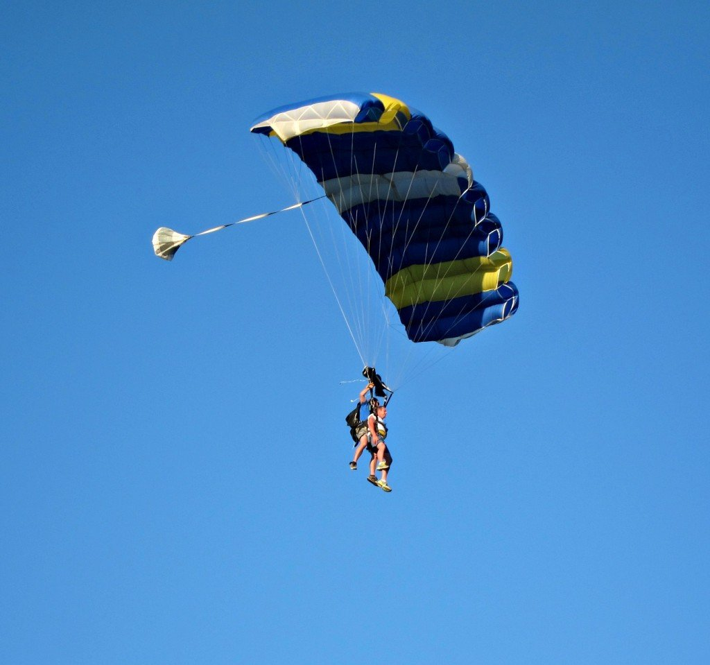 Tandem Skydive Townsville