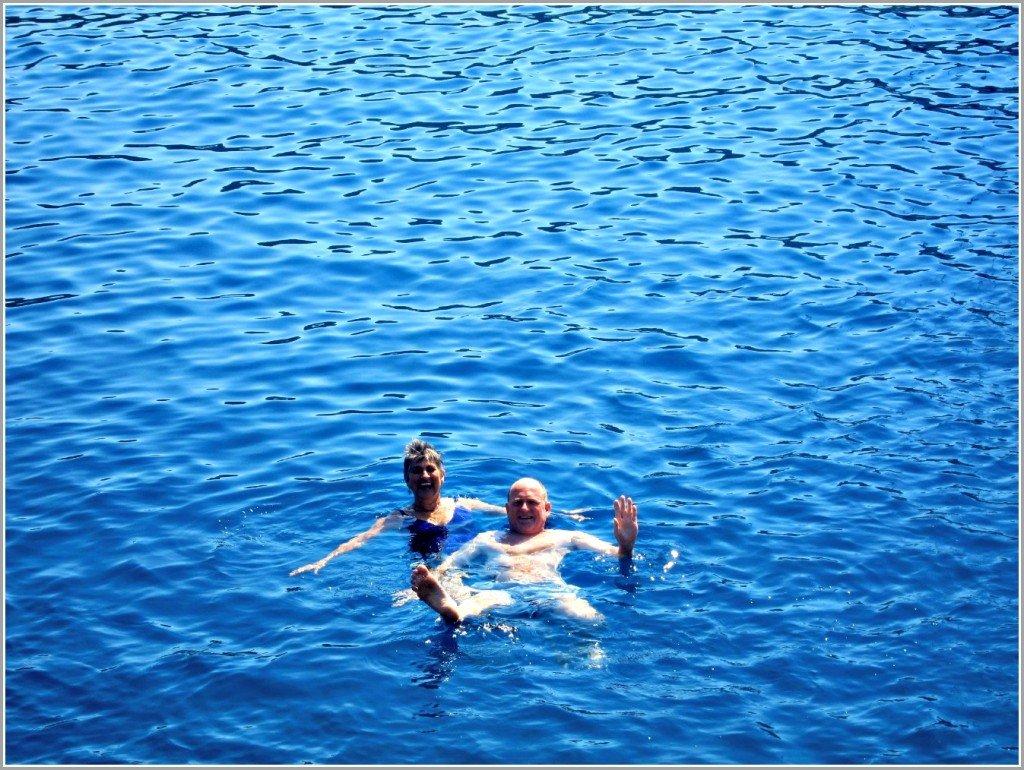 Kekova Swimming