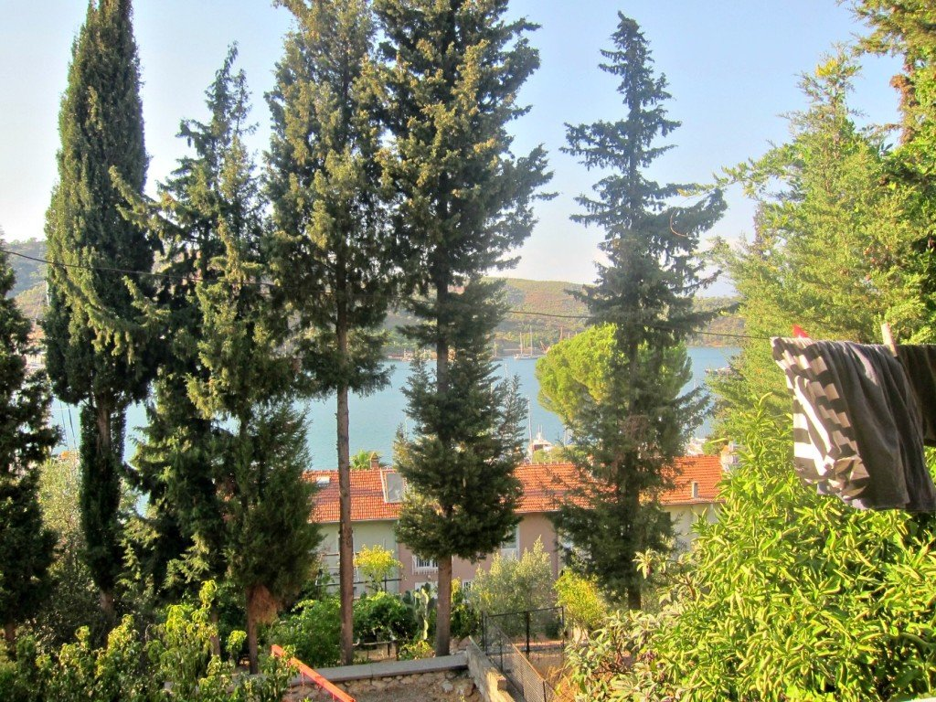 Fethiye - Duygu View from Our Terrace