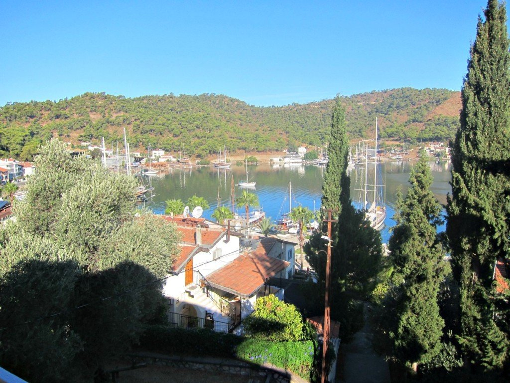 Fethiye - Duygu View from Our Terrace 2