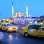 Fantastic Friday Taxis and Mosque Istanbul