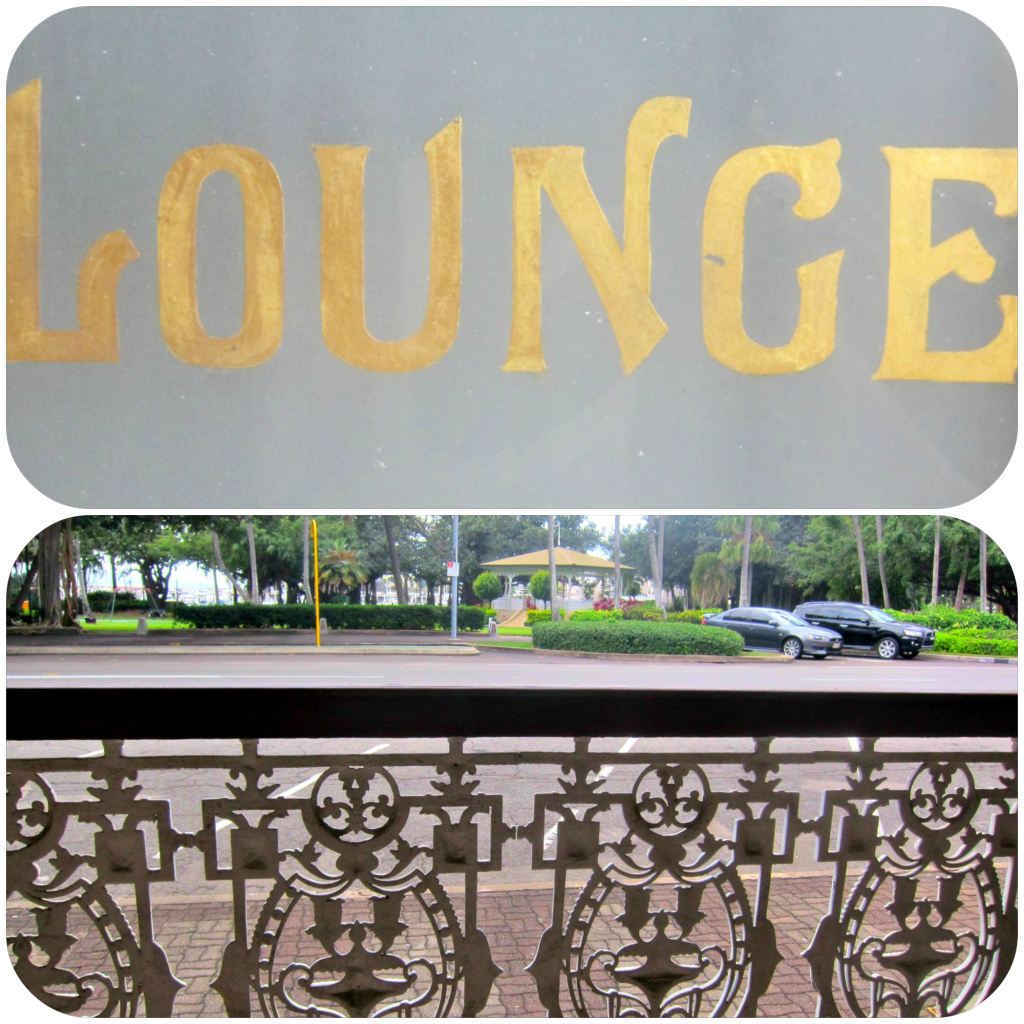 Queens Hotel Collage