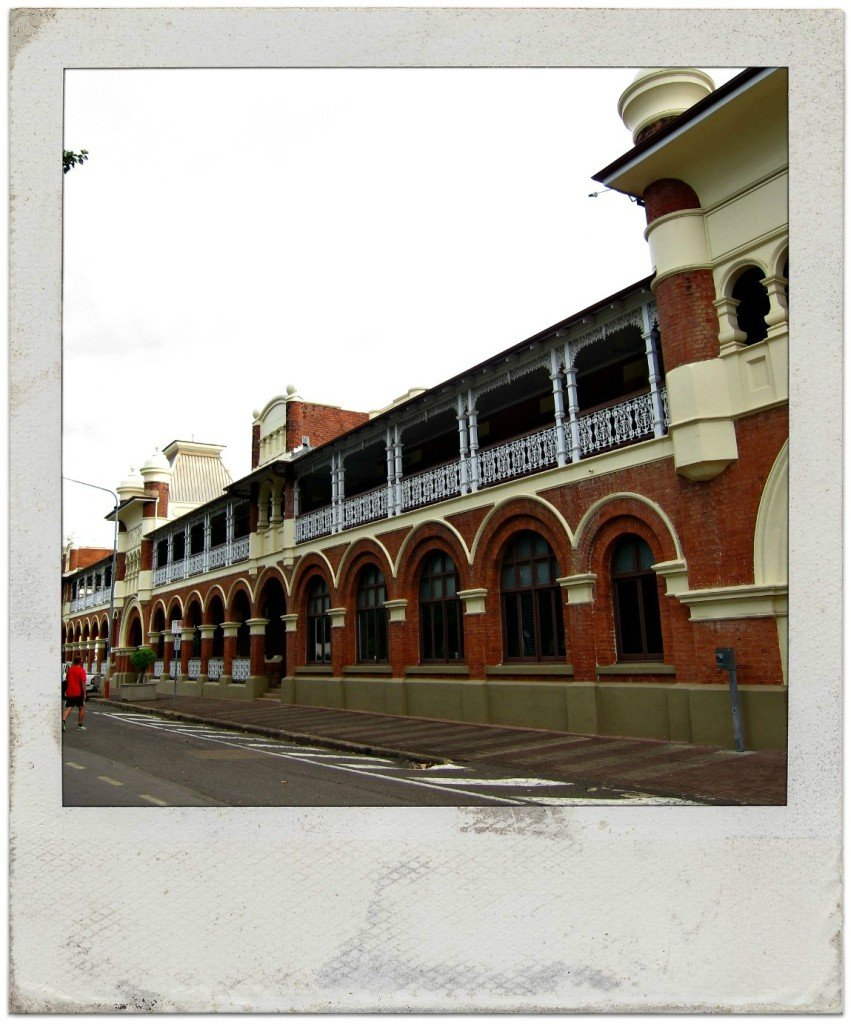 Queens Hotel Townsville 2014