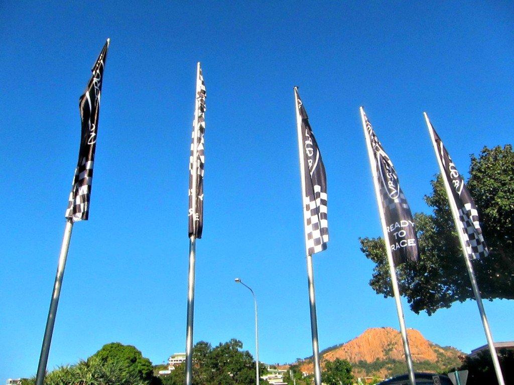 Townsville 400 Supercar Race Fever