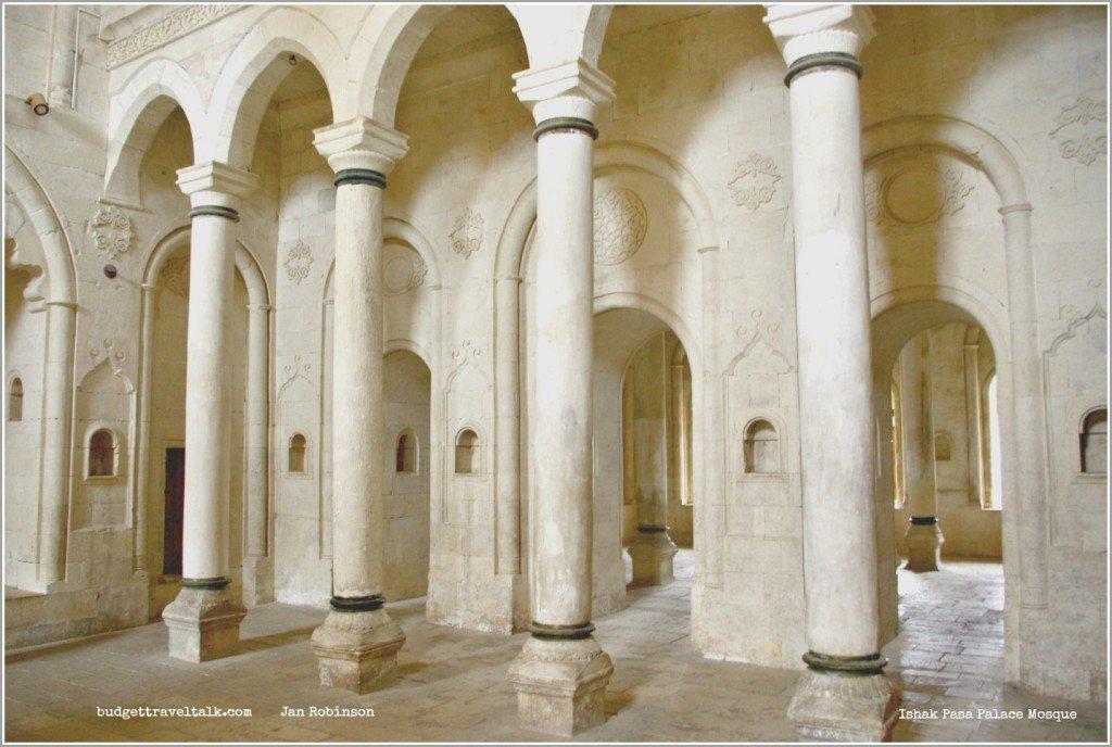 Ishak Pasa Palace Mosque