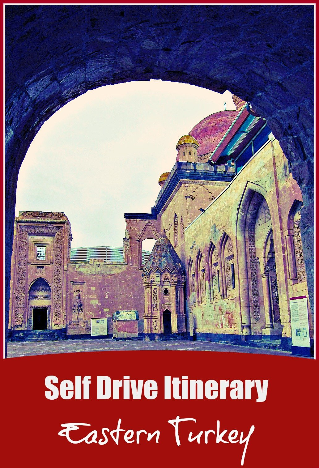 Self Drive Itinerary Eastern Turkey tested by Budget Travel Talk
