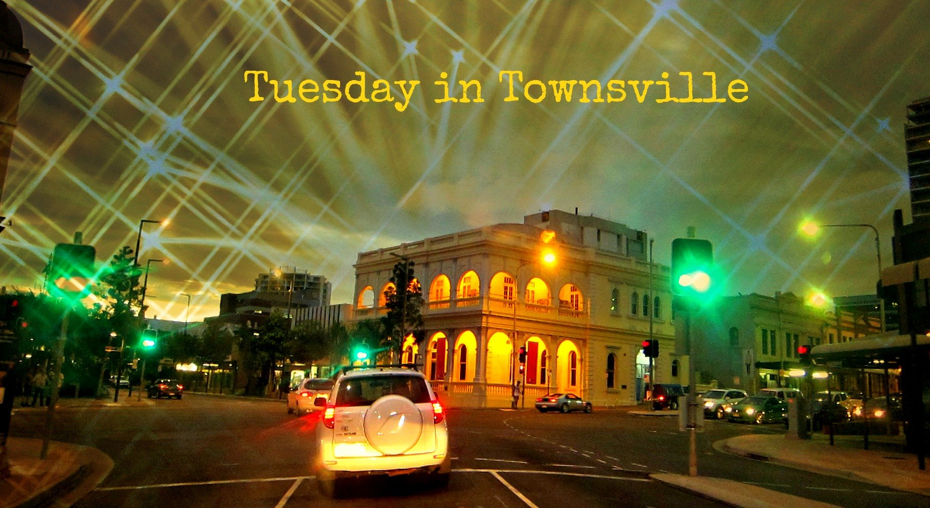 Tuesday in Townsville