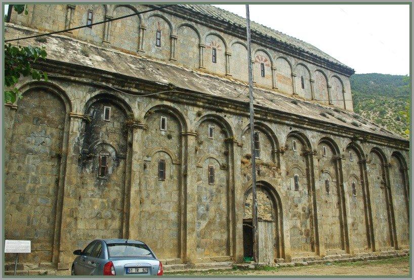 10th Century Georgian Church, Turkey