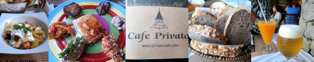 Cafe Privato Dinner