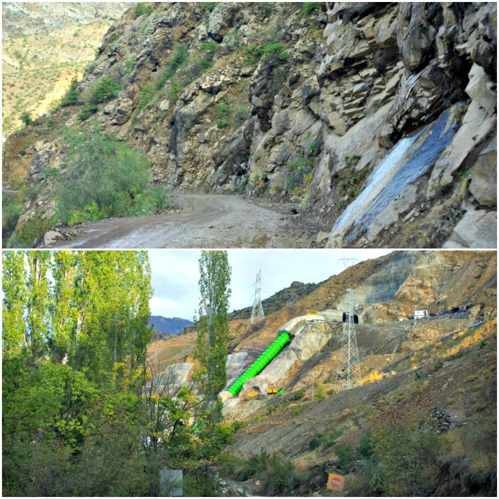 Hydro and Road Ispir to Yusufeli