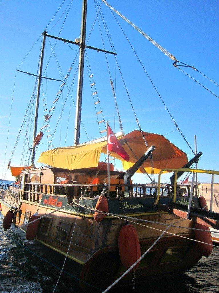 Harbour Boat Foca