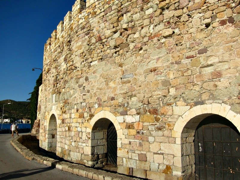 Five Gate Castle Foca