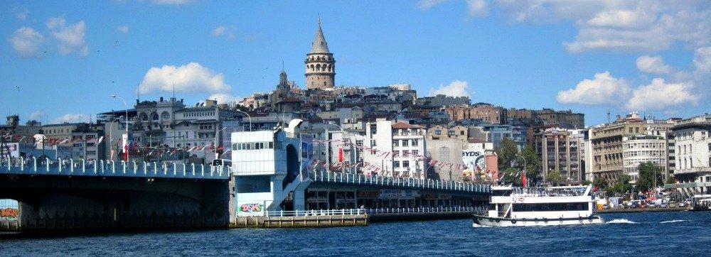 Galata Bridge & Tower Istanbul