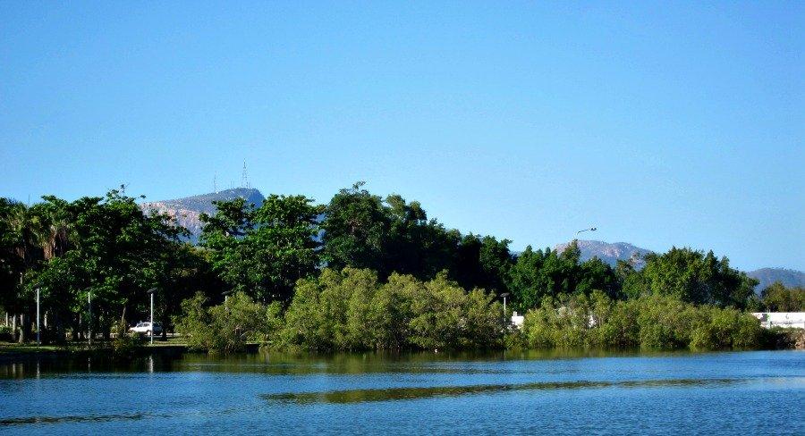Ross Creek and Mt. Stuart, Townsville