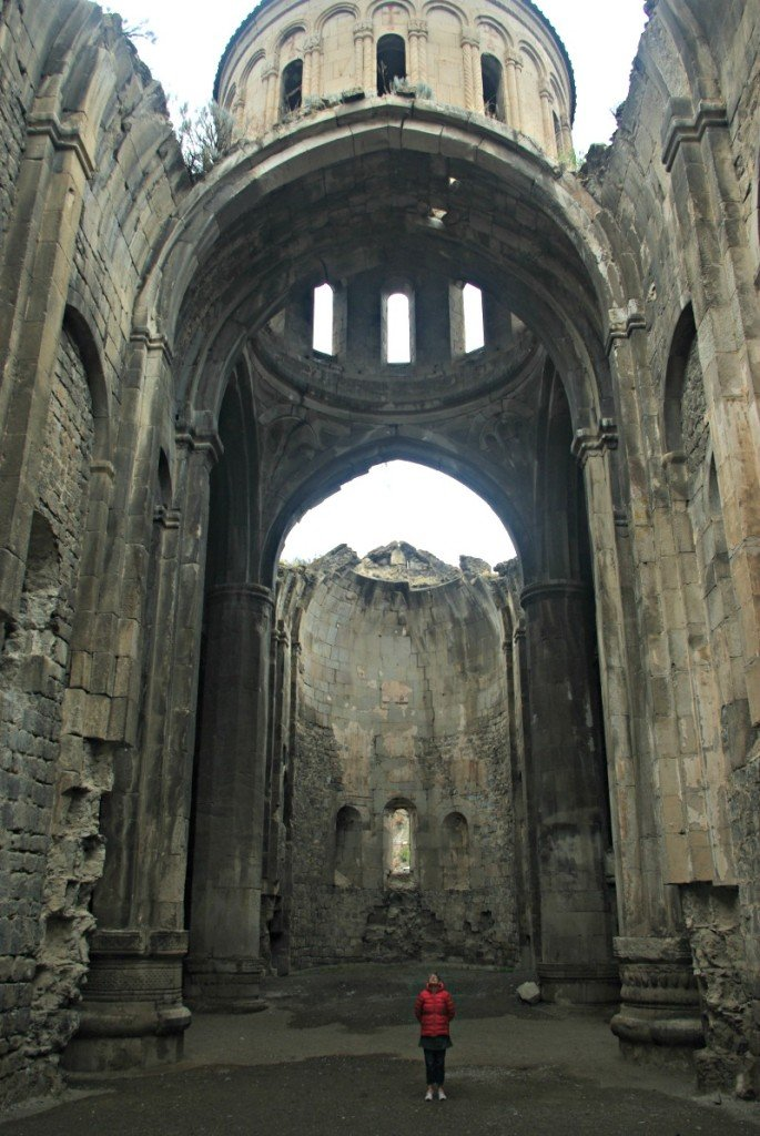 Oskvank Cathedral Turkey