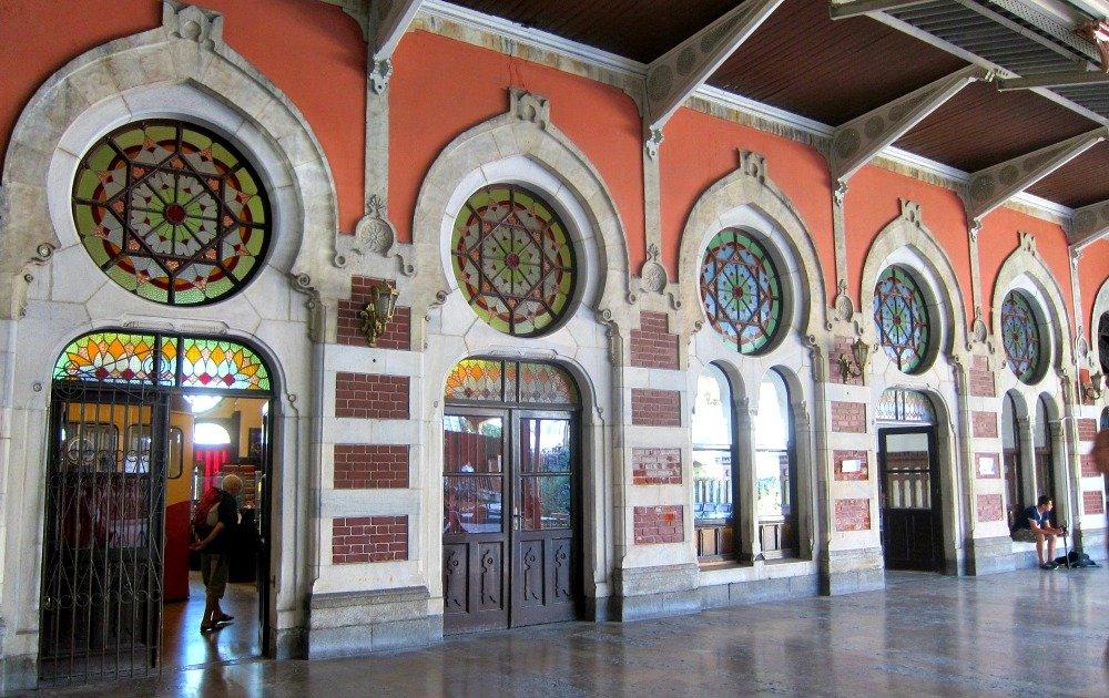 Sirceki Train Terminal, Istanbul