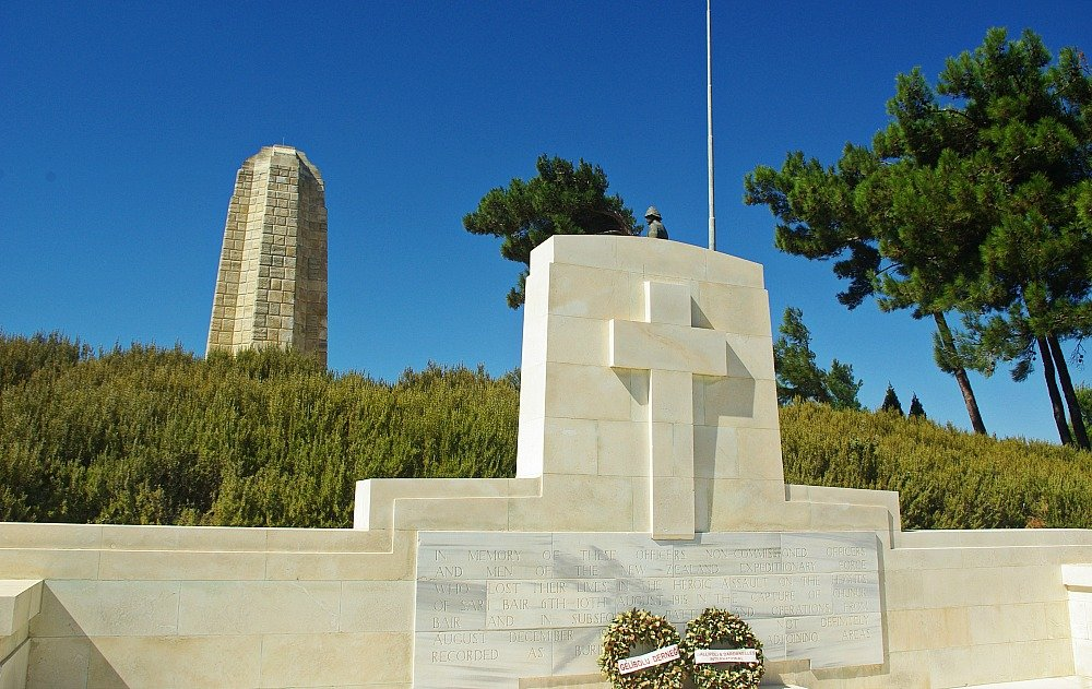 Anzac N.Z. Memorial