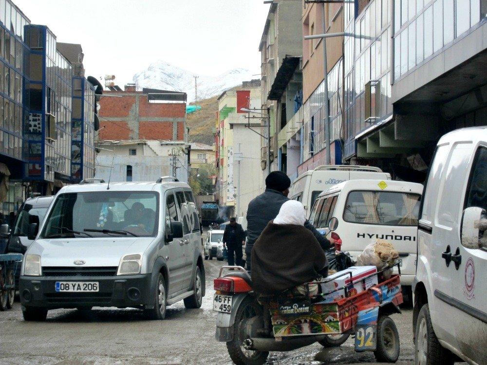 Dogubayazit Street Taxi Bike