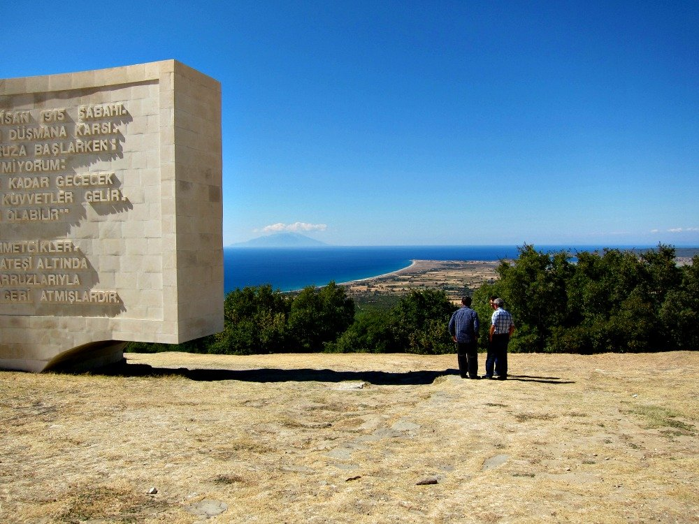 Gallipoli Turkey Memorial
