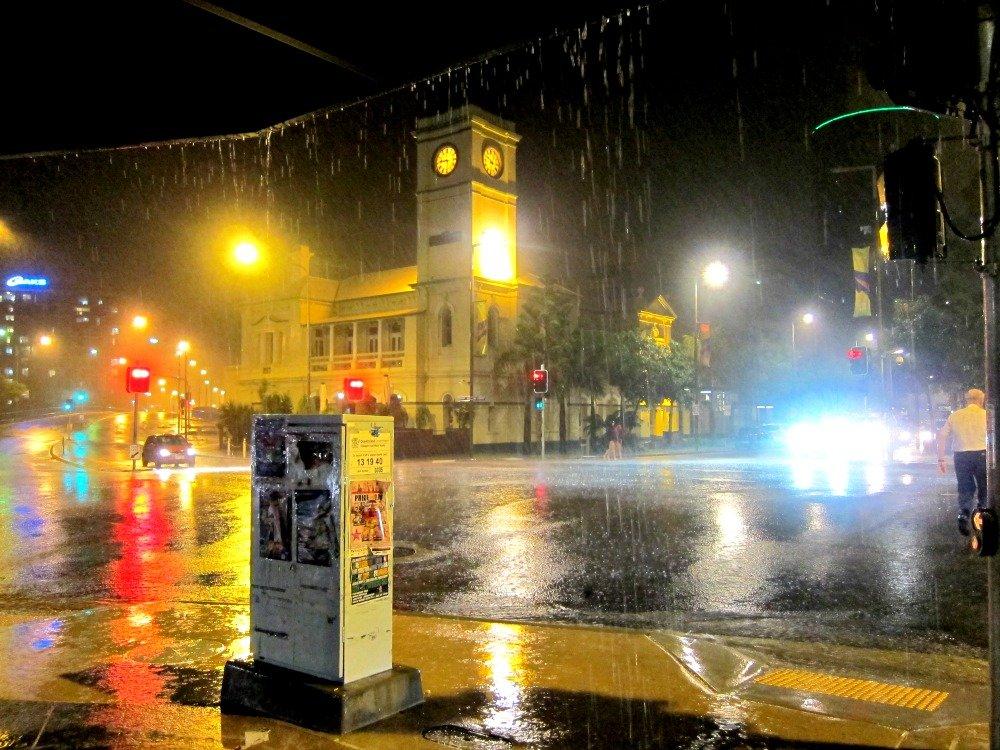 Townsville Rain