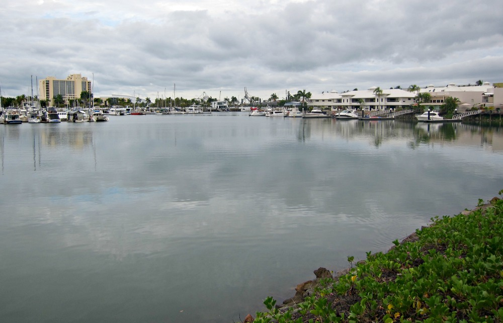 Townsville Cloudy Skies 2