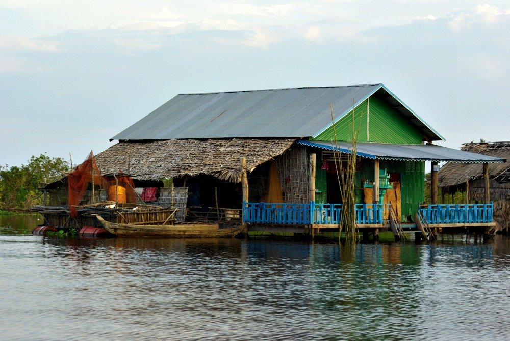 Water Village House 1
